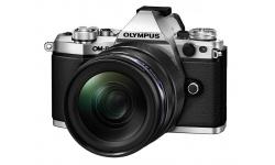 Olympus OM-D E-M5 II + 12-40 mm ED PRO silver, Nákupní bonus 2500 Kč (ihned odečteme z nákupu)