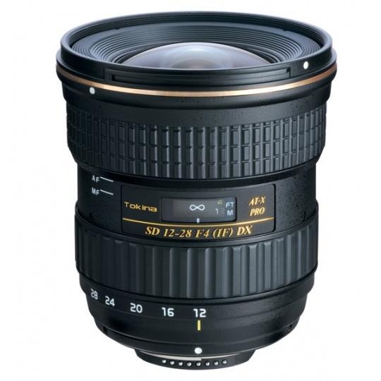 Tokina 12-28 F 4 AT-X Pro DX pro Canon EF