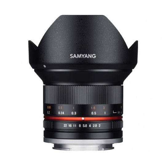 Samyang 12mm f/2.0 NCS CS MFT (Olympus/Panasonic)