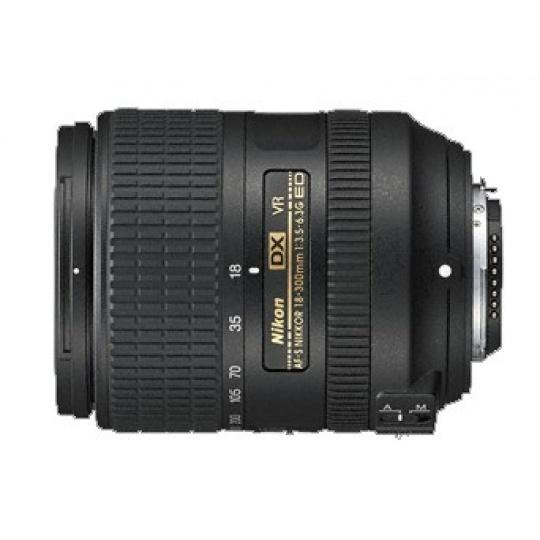 Nikon 18-300 mm F 3,5-6,3G ED AF-S DX VR