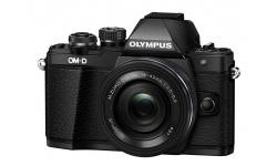 Olympus OM-D E-M10 mark II + 14-42 mm EZ černý