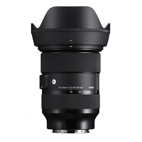 Sigma 24-70 mm f/2,8 DG DN Art pro L-Mount, Nákupní bonus 1400 Kč (ihned odečteme z nákupu)