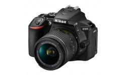 Nikon D5600 + 18-55 mm AF-P VR černý, Nákupní bonus 700 Kč (ihned odečteme z nákupu)