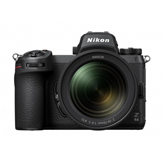 Nikon Z6 II + 24-70 f/4 S