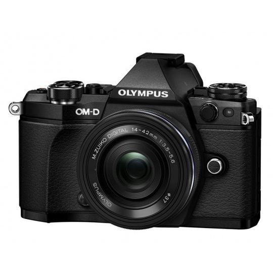 Olympus OM-D E-M5 II + 14-42 mm EZ black