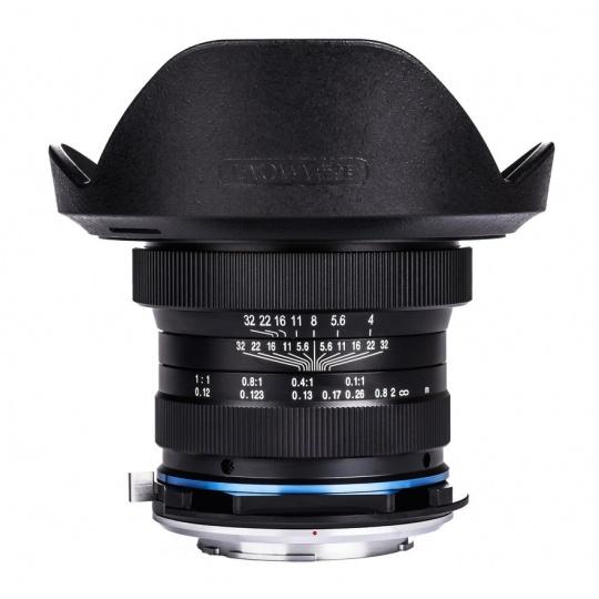 Laowa 15mm f/4 Wide Angle Macro pro Nikon F