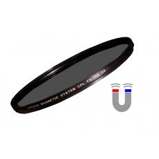 VFFOTO magnetický polarizační filtr GS 49 mm