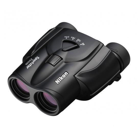 Nikon Sportstar Zoom 8-24x25 černý