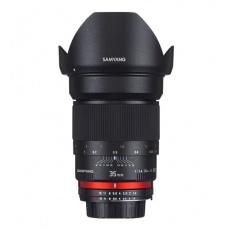 Samyang 35mm F/1.4 AS UMC pro Pentax