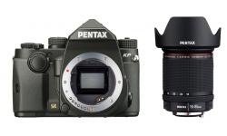 Pentax KP + HD DA 16-85 ED DC WR černý