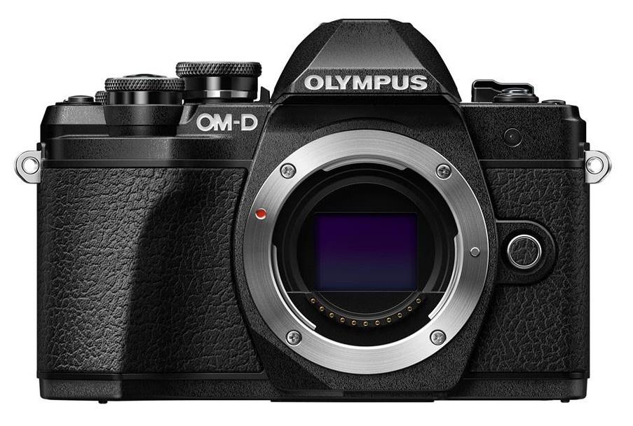Olympus OM-D E-M10 mark III tělo černé + Karta SDHC 32GB a Náhradní baterie T6