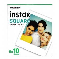 Instantní barevný film Fujifilm Instax Square 50 fotografií