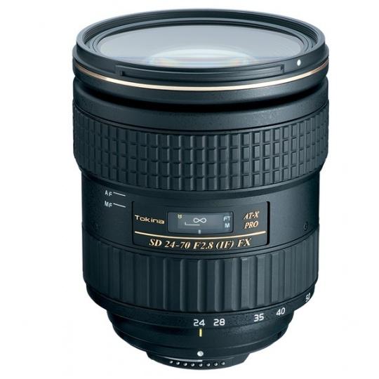Tokina AT-X 24-70 f/2,8 PROFX pro Canon EF