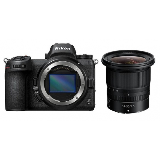 Nikon Z6 + 14-30 f/4 S