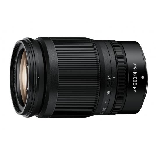Nikon Z 24-200 mm f/4-6,3 VR, Akční cena Ušetři s Nikonem