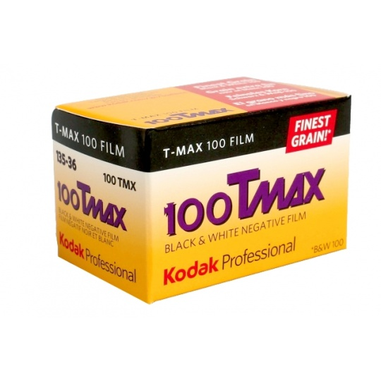 Kodak T-Max 100/36 černobílý negativní kinofilm