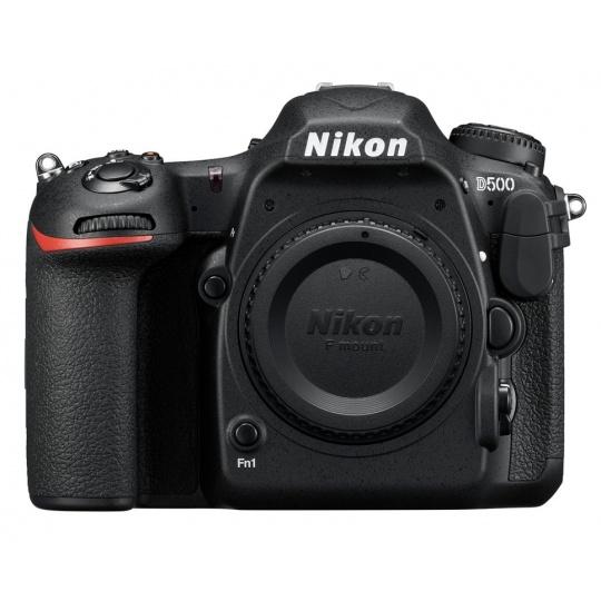 Nikon D500 tělo, Nákupní bonus 1000 Kč (ihned odečteme z nákupu)
