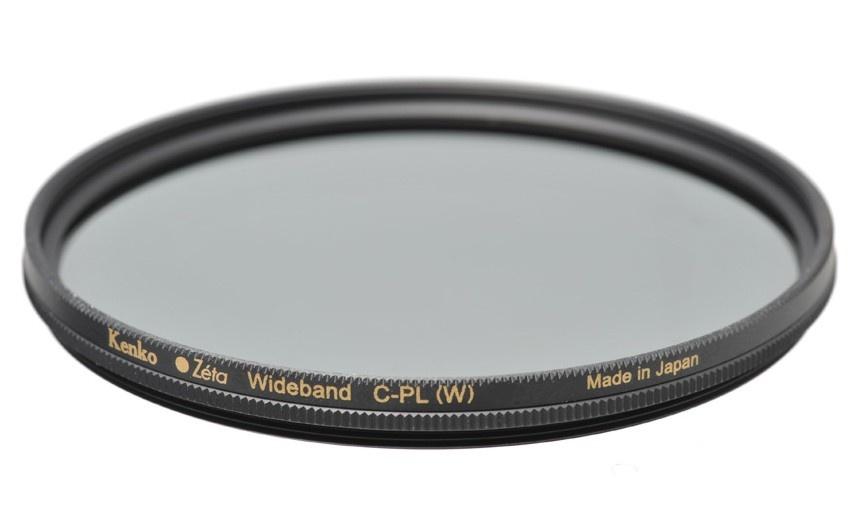 Kenko polarizační filtr ZETA C-PL 52mm