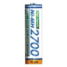 Panasonic Ni-MH 2700 mAh tužková baterie AA (1 ks.)