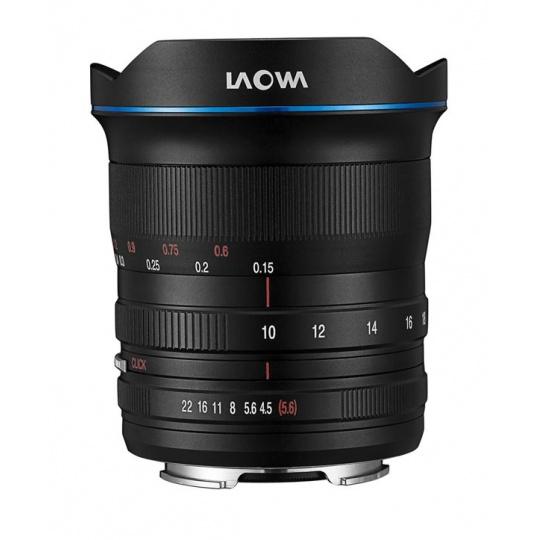 Laowa 10-18mm f/4.5-5.6 FE pro Sony E