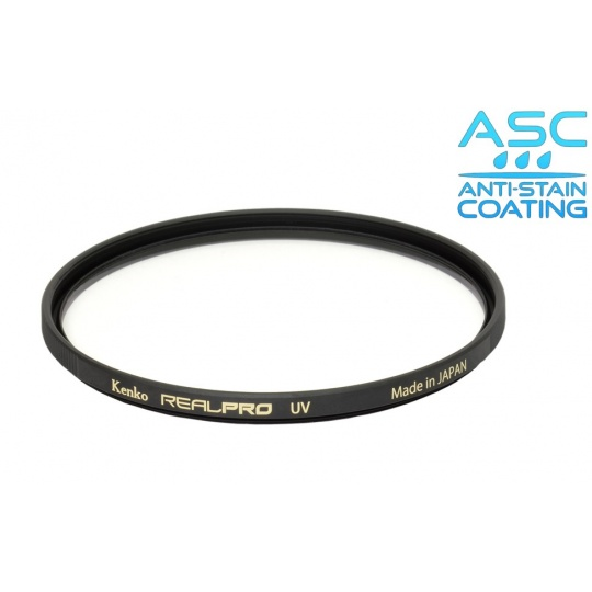 Kenko filtr REALPRO UV ASC 62mm