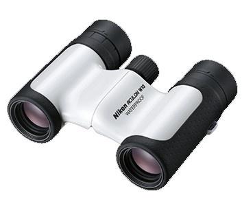 Nikon Aculon W10 10x21 bílý