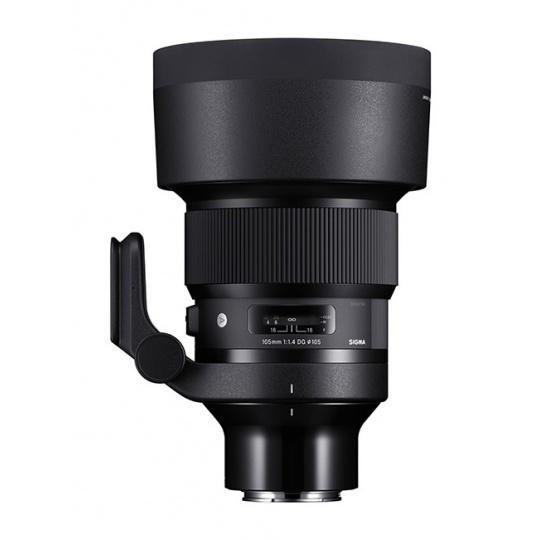 Sigma 105/1.4 DG HSM ART pro Sony E