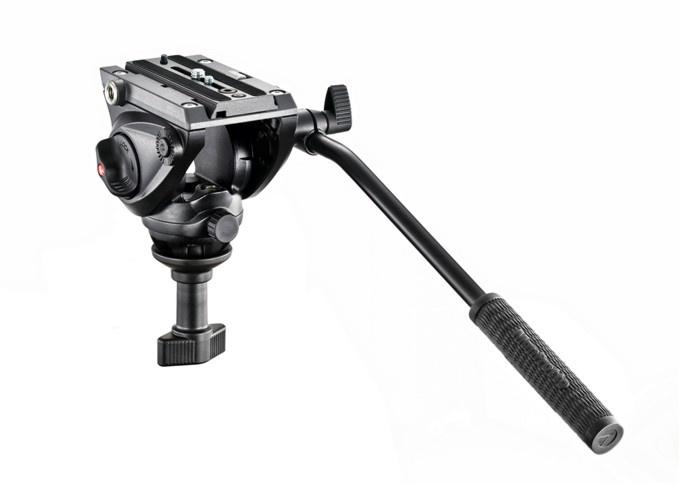 Manfrotto MVH500A VIDEO HEAD 60MM (včetně polokoule)