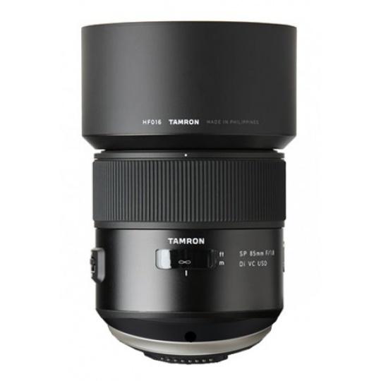 Tamron AF SP 85mm F/1.8 Di VC USD pro Canon, Nákupní bonus 1600 Kč (ihned odečteme z nákupu)