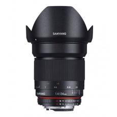 Samyang 24mm F/1.4 ED AS IF UMC pro Pentax