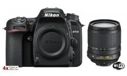 Nikon D7500 + 18-105 AF-S VR