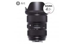 SIGMA 24-35/2 DG HSM ART Canon, Bonus 1.500 Kč ihned odečteme