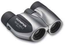 Olympus 10x21 DPC I Stříbrný