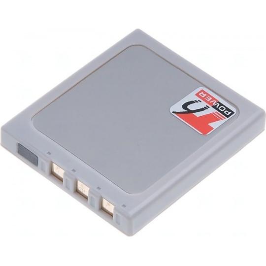 T6 Power pro Pentax (D-Li8), Fujifilm (NP-40)