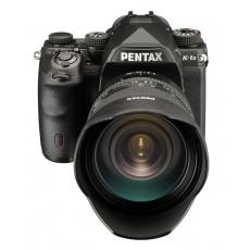 Pentax K-1 Mark II + HD D-FA 24-70 ED SDM WR + karta 32GB
