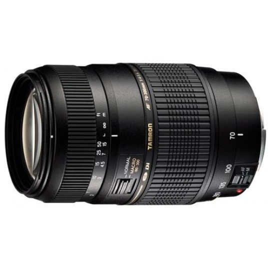 Tamron AF 70-300 F/4-5,6 Di LD Macro 1:2 pro Nikon, Sleva 7%
