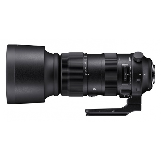 SIGMA 60-600mm F4.5-6.3 DG OS HSM Sports pro Canon EF