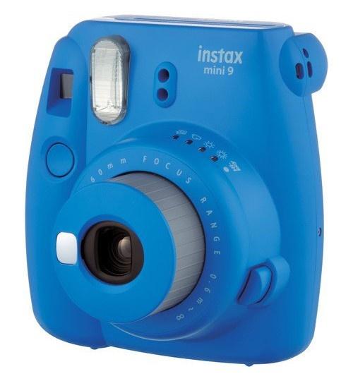 Fujifilm Instax Mini 9 tmavě modrý