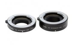 Kenko sada mezikroužků na Olympus Micro 4/3 (10, 16 mm)