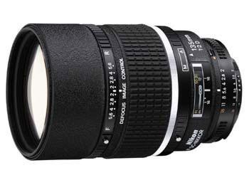 Nikon 135 mm F2D AF DC