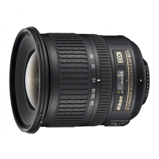 Nikon 10-24 mm F 3,5-4,5G ED AF-S DX