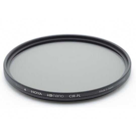 Hoya Cirkulární polarizační 52 mm HD NANO