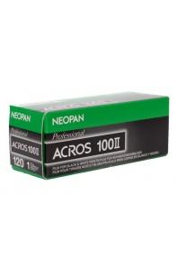 Fujifilm Neopan Acros II 100/120 černobílý negativní svitkový film (11/2021)