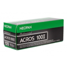 Fujifilm Neopan Acros II 100/120 černobílý negativní svitkový film