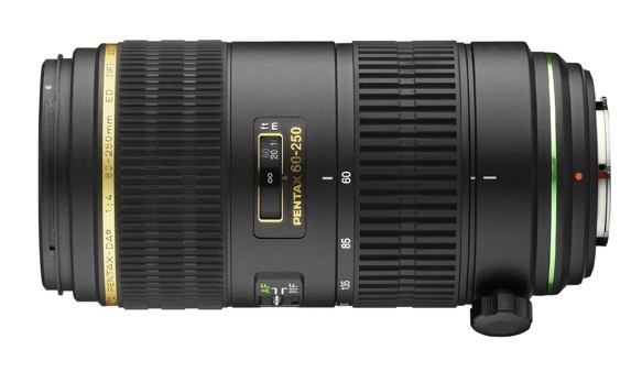 Pentax smc DA* 60-250 mm F 4,0 (IF) SDM