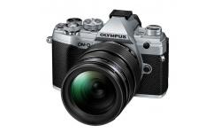 Olympus OM-D E-M5 III silver + 12-40 ED PRO