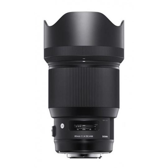 Sigma 85 mm f/1,4 DG HSM Art pro Canon EF, Nákupní bonus 1700 Kč (ihned odečteme z nákupu)