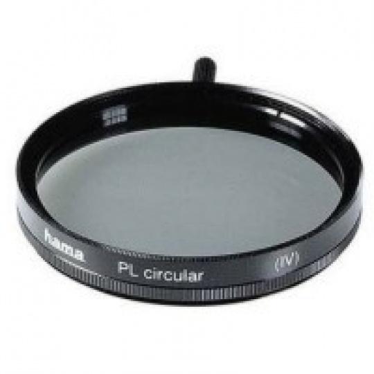 Hama Cirkulární polarizační 58 mm černý