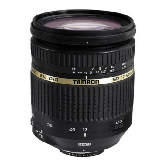 Tamron SP AF 17-50 mm F 2,8 XR Di-II VC LD Asp. (IF) pro Nikon F