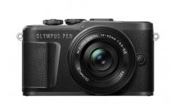 Olympus PEN E-PL10 + 14-42 mm EZ černý